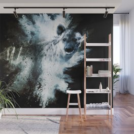 Wild Explosion Collection - The Hyena Wall Mural