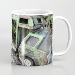 Rusty Toy Trucks Coffee Mug