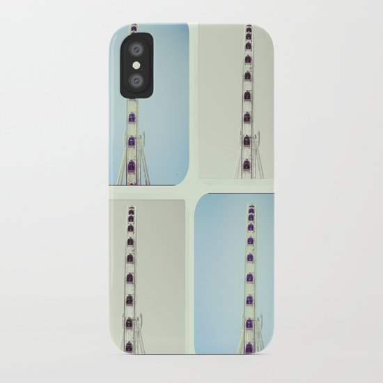 Seattle Dreaming iPhone Case