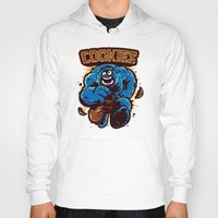 cookies Hoodies featuring Cookies! by WinterArtwork