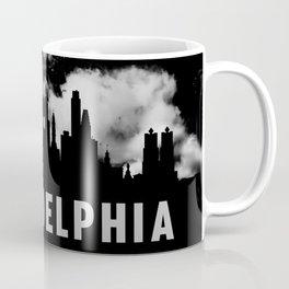Philadelphia Pennsylvania Skyline CityScape Coffee Mug