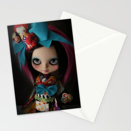 MODERN GEISHA CUSTOM BLYTHE DOLL KENNER  Stationery Cards
