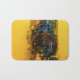 Time Bath Mat