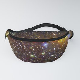 Constellation Serpens Cloud Spawns Stars Space Galaxy Fanny Pack