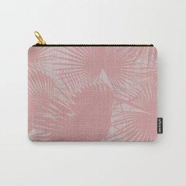 Pastel Palms #society6 #decor #buyart Carry-All Pouch
