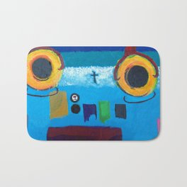 The Operating Room Bath Mat