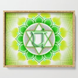 Heart Chakra FE Serving Tray
