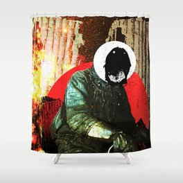 Wait, What Time Is It? Shower Curtain