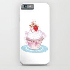 Strawberry Cupcake  Slim Case iPhone 6s
