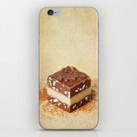 chocolate iPhone & iPod Skins featuring chocolate by lucyliu