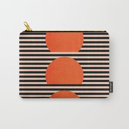 Abstraction_SUNSET_LINE_ART_Minimalism_001 Carry-All Pouch