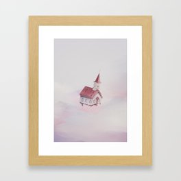 Heavenly Flight Framed Art Print