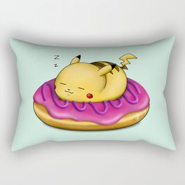 Pika! Donut Sleep There! Rectangular Pillow