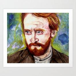Vincent pt.2 Art Print