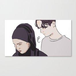 yousana 403 Canvas Print