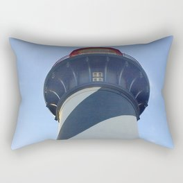 saint augustine lighthouse photography Rectangular Pillow