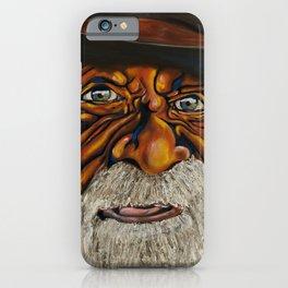 Tjuntjunjarra Man iPhone Case