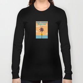 Santa Barbara. Long Sleeve T-shirt