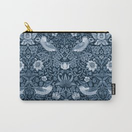 "William Morris ""Strawberry Thief"" 2. Carry-All Pouch"