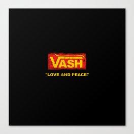 vash Canvas Print