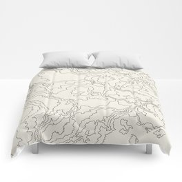 Yellowstone National Park Comforters