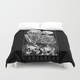 The Lovers Duvet Cover