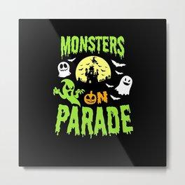 parade Metal Print