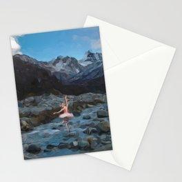 Las memories de una Ballerina Stationery Cards