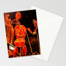THE PUPPET OF THE THEATRE Stationery Cards