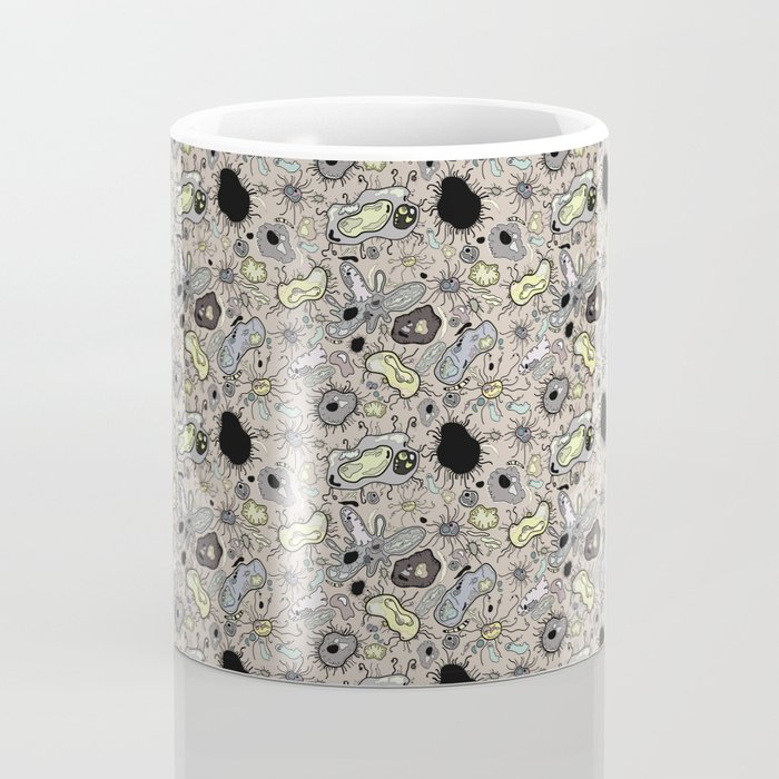 """""""Cells and bacteria's party"""" vol 2 Coffee Mug"""