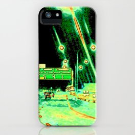 A Little Night Drive iPhone Case