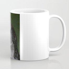 Great Grey Owls Coffee Mug