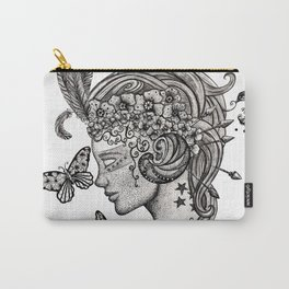 Wild Child Carry-All Pouch