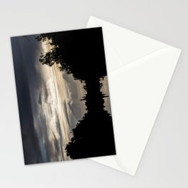 Cloudy Road Stationery Cards