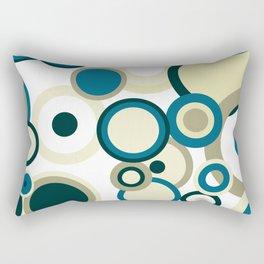 Harmony Circles Rectangular Pillow