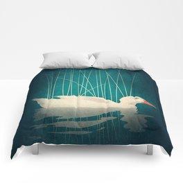 Duck Reflected Comforters
