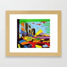 Brazil Framed Art Print