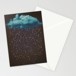 Let It Fall Stationery Cards