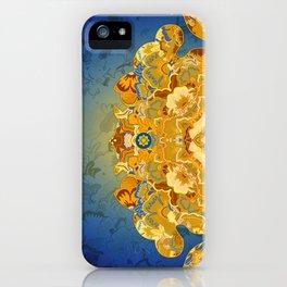 Batik 02 iPhone Case