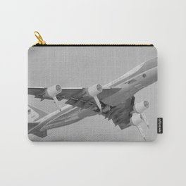 Hairforce One Trumps Presidential Plane Airforce One Carry-All Pouch