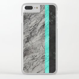 Oxidized Clear iPhone Case
