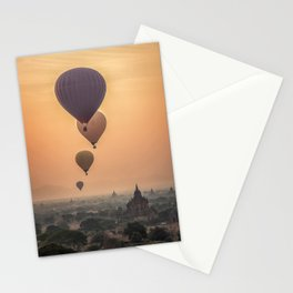 adventures in Asia Stationery Cards