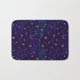 Night of a Thousand Moons Bath Mat