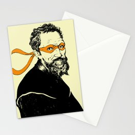 Michelangelo Stationery Cards