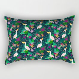 Pelican Bay by A. Talese Rectangular Pillow