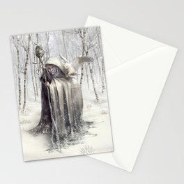 Witch of the White Wood Stationery Cards