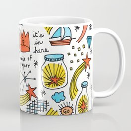 chasing stars and putting them in jars Coffee Mug