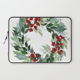 Holly Berry Laptop Sleeve