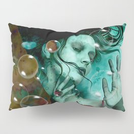"""""""The witch of the water forest"""" Pillow Sham"""
