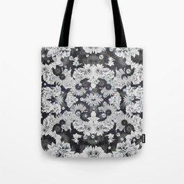 My Galaxy Flowers Tote Bag